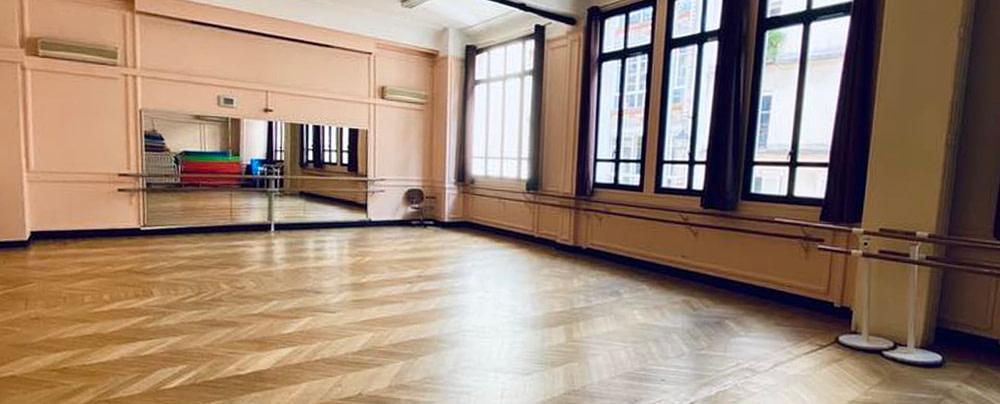 la salle des stages substance – improvisation corporelle et créative